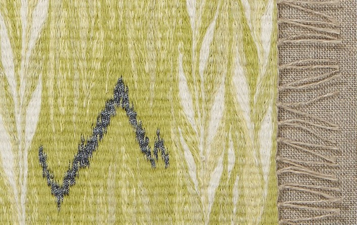 Berit Engen                   WEFT and D'RASH: A Thousand Jewish Tapestries